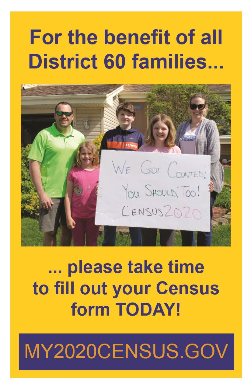 Census MAERCKER Flier