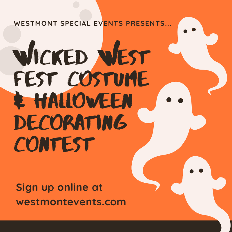 WSEC 2020 Halloween Events Graphic