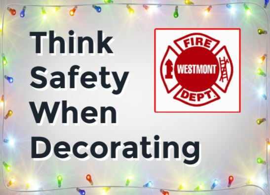 Decorating safety