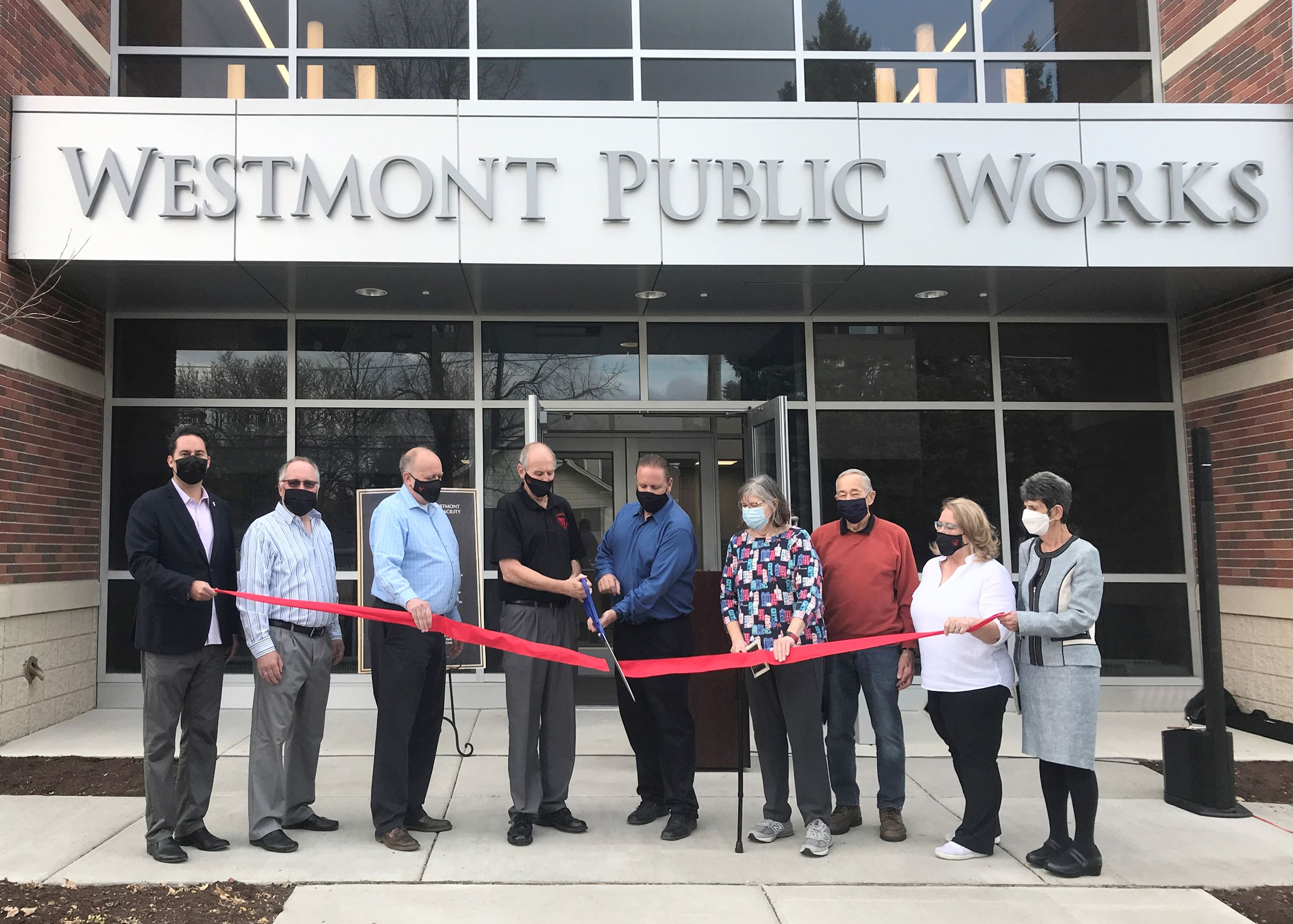 Westmont Public Works Facility Dedication