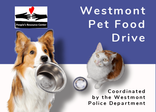 Pet Food Drive WB