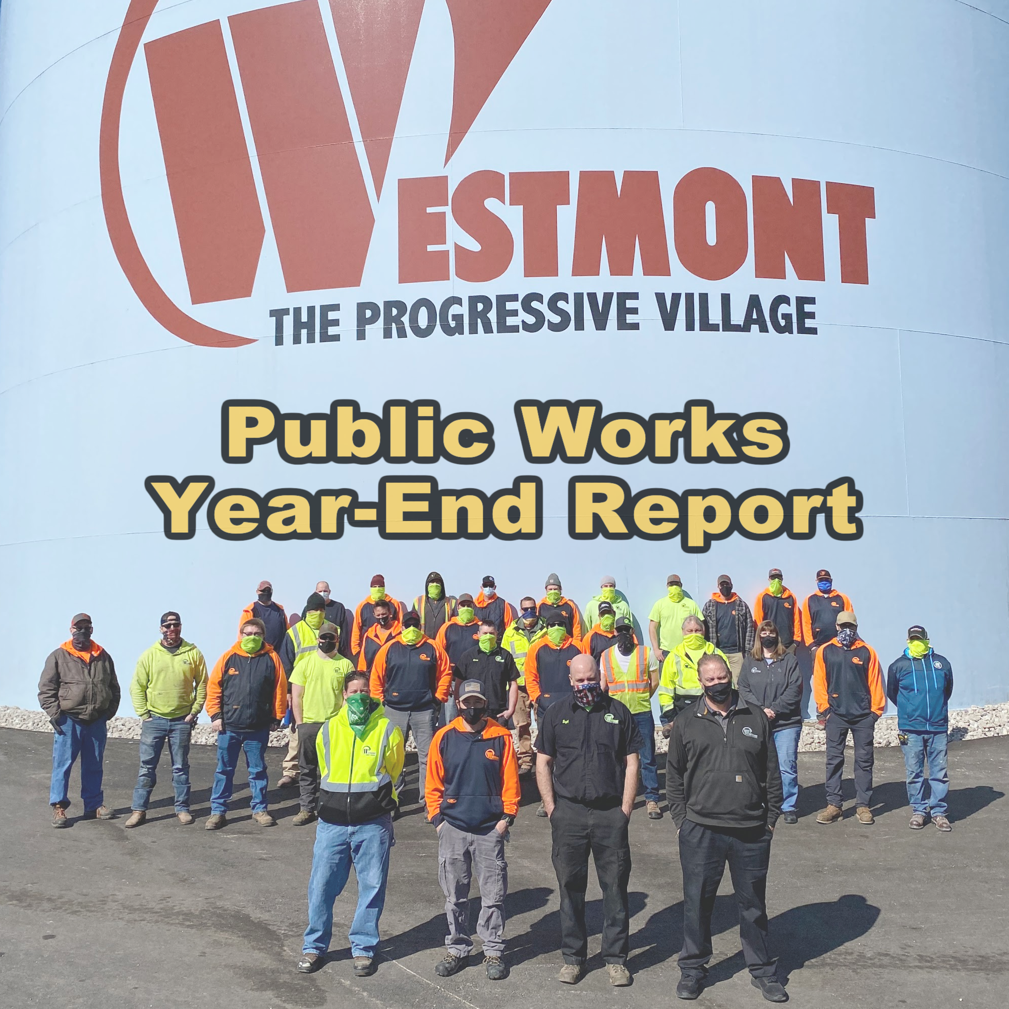 PW Year End Report
