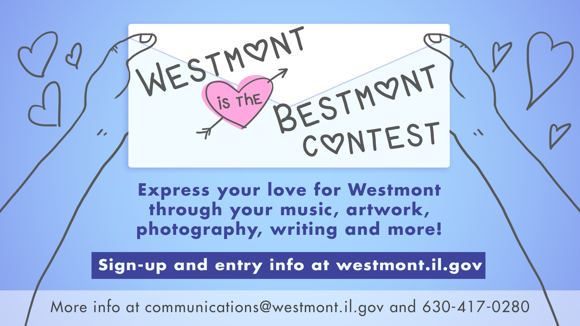 Westmont Is The Bestmont Contest