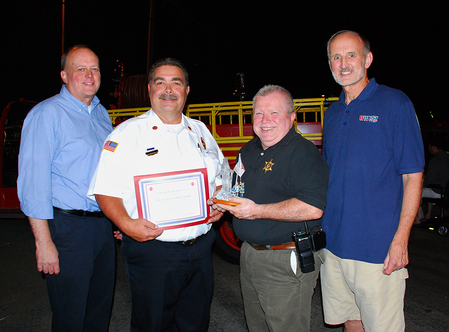 Chief Mulhearn Retires