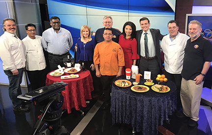 Westmont Restaurant Week on ABC-7